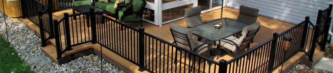 Aluminum Porch Railing