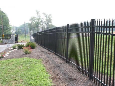 2160 Aluminum Fence