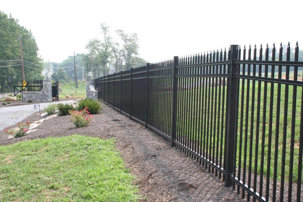 2160 Aluminum Fence Dutchwaydutchway