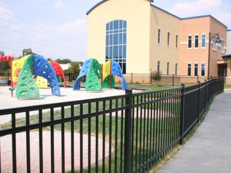 2360 Aluminum Fence