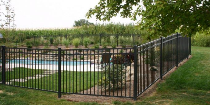 Winchester Ornamental Aluminum Fences 101.
