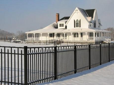 Yard Perimeter Fence