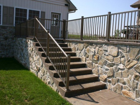Aluminum Stair Rail and Gate