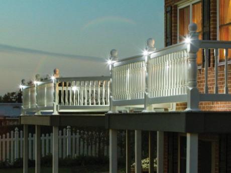 Integrated Rail Lighting