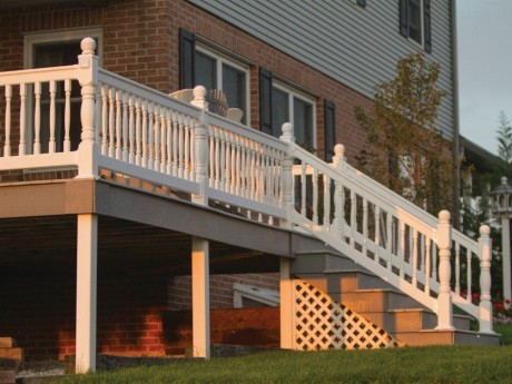 Eastwood Railing With Eastwood Posts
