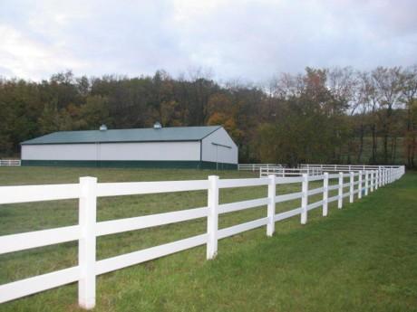 Field Perimeter Fencing