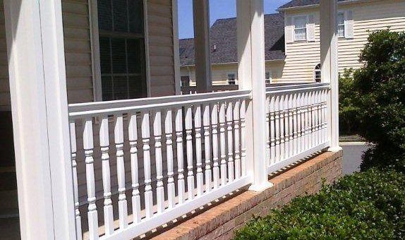 Create A Private Getaway With Vinyl Fencing from Dutch Way.