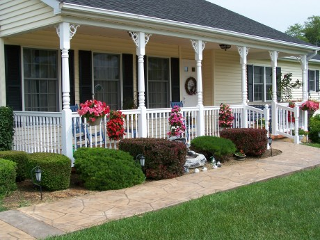 Make a statement with your Front Porch